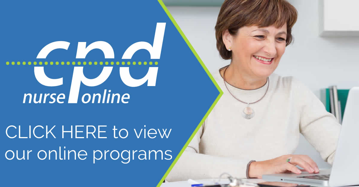 nurse cpd online learning